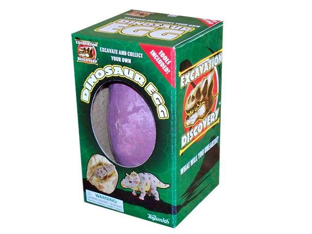 ToySmith Dinosaur Egg Excavation Kit | Nothing But Dinosaurs
