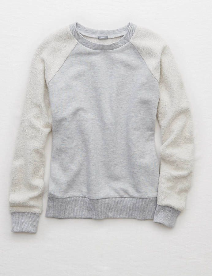Aerie Inside-Out Sweatshirt