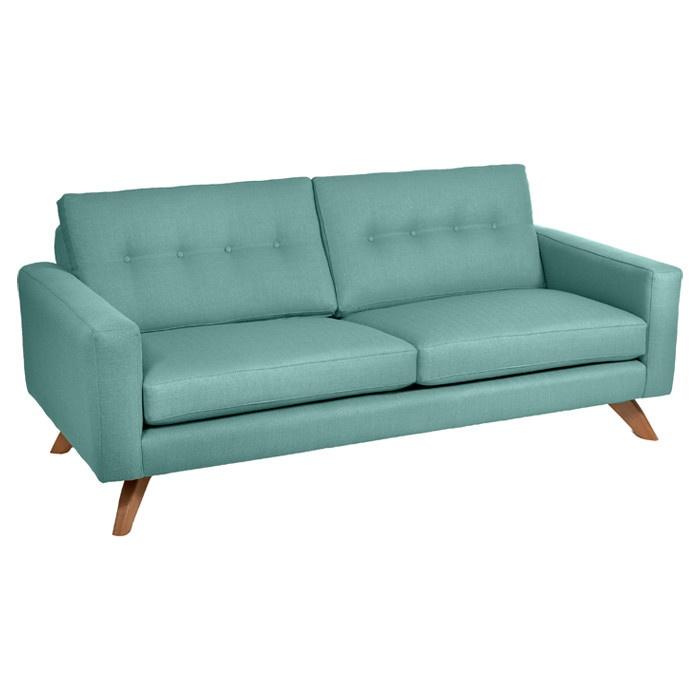Luna Sofa in Teal