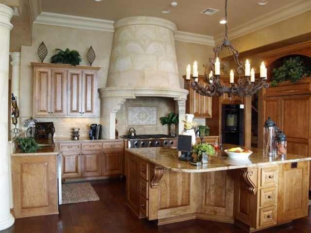 Superbe Tuscan Kitchen