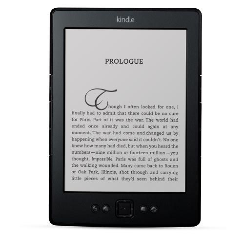 Amazon Kindle, $69