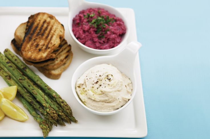 A barbecue without dips is like a weekend without sunshine - it's just not half as good as it could be. We can help with the first part...
