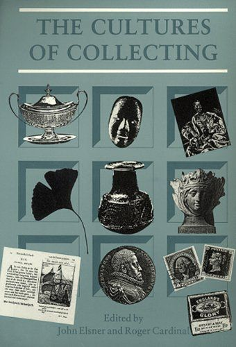 The Cultures of Collecting (Critical Views):   This title includes essays by Jean Baudrillard, Thomas DaCosta Kaufmann, Nicholas Thomas, Mieke Bal, John Forrester, John Windsor, Naomi Schor, Susan Stewart, Anthony Alan Shelton, John Elsner, Roger Cardinal and an interview with Robert Opie. This book traces the psychology, history and theory of the compulsion to collect, focusing not just on the normative collections of the Western canon, but also on collections that reflect a fascinati...
