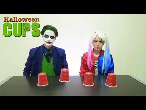 Halloween Cups '16 - YouTube