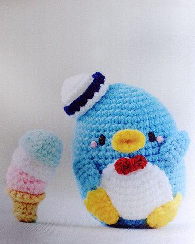 Hello Kitty Crochet pattern book