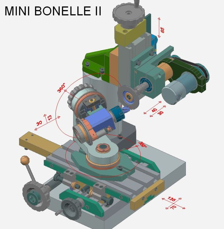 cnc mill projects