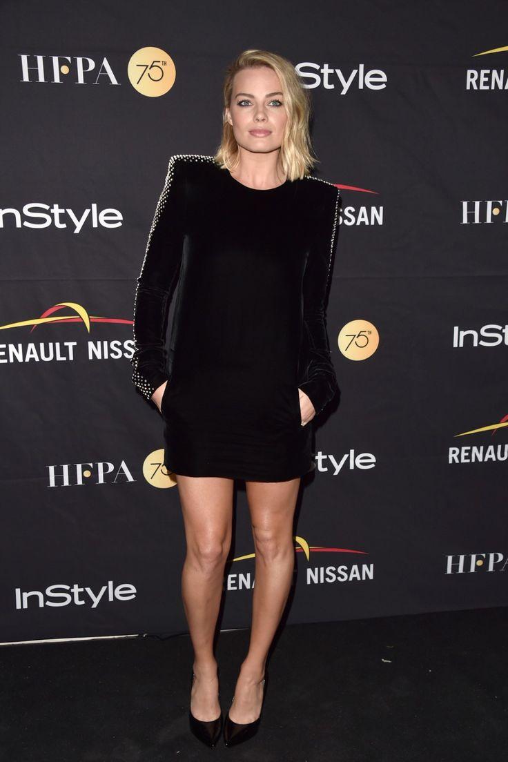 Margot Robbie's Tonya Harding Movie Is Nigh - Hfpa Instyle Annual - 3