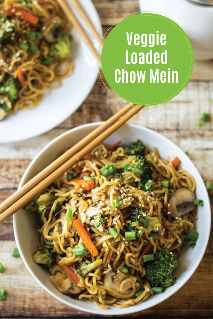 Looking for an easy weeknight dinner idea that you can feel good about? Check out this Veggie-Loaded Chow Mein. Simply combine yakisoba noodles with  garlic, brown sugar, mushrooms, broccoli, carrots, and cabbage. Leave out the sriracha, soy sauce, and rice vinegar to keep this flavorful dish bladder friendly.