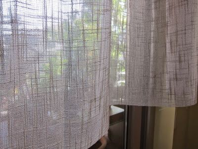 58 best images about 1970s on pinterest 1970s decor for Sheer curtains texture