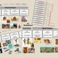 diaporama préhistoire