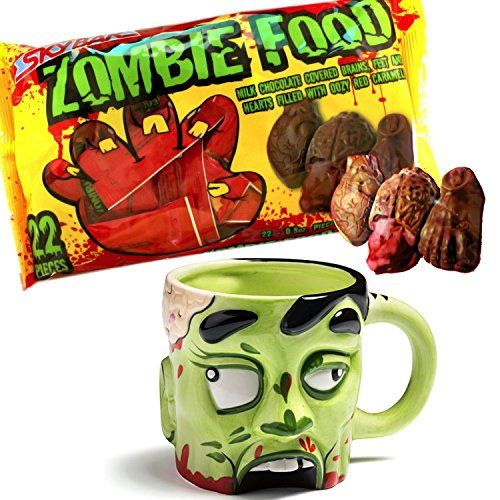 21 Creepy Valentine's Day Gift Ideas For Zombie Lovers – Food Edition