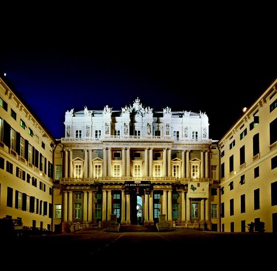 Palazzo Ducale di Genova, Liguria - © Roberto Merlo