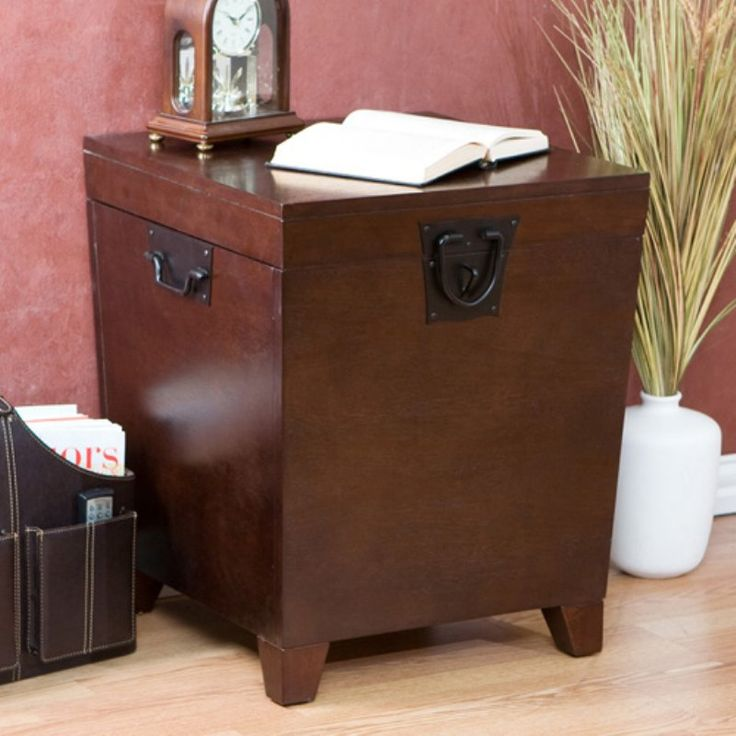 1000 Ideas About Trunk End Table On Pinterest End Tables Trunks And Steamer Trunk