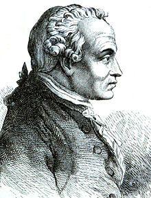 Immanuel Kant, 1724 - 1804. (Ger.) philosopher.