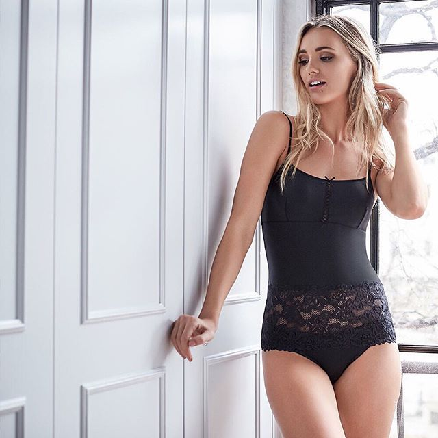 Luxury, comfort + a little bit of lace. Sound like your cup of tea? Try the Opulence Camisole. #loveintimo #feelgoodfit #brachat #getfitted