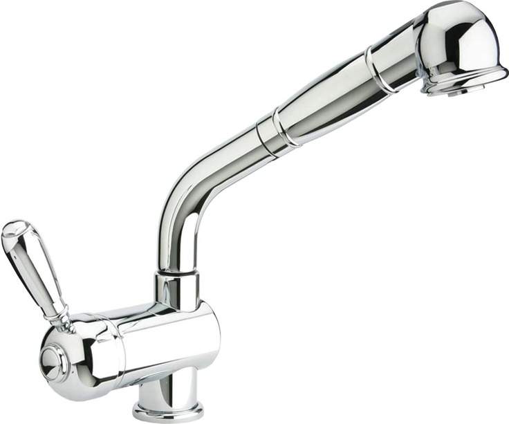 20 best eco friendly fixtures images on pinterest for Chrome or brushed nickel kitchen faucet