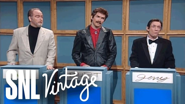 Celebrity Jeopardy! - Topic - YouTube