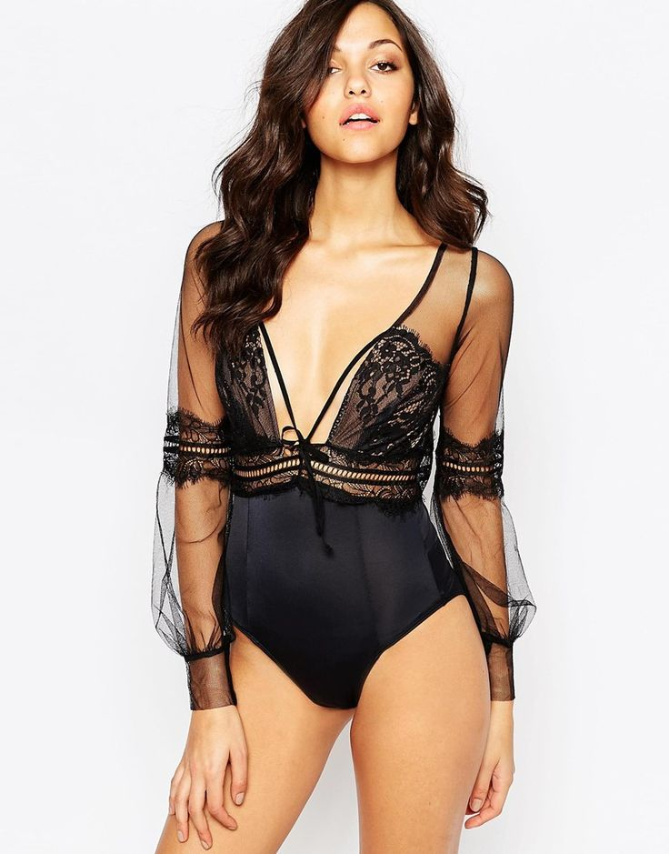 Skivvies For Love & Lemons Alexa Body