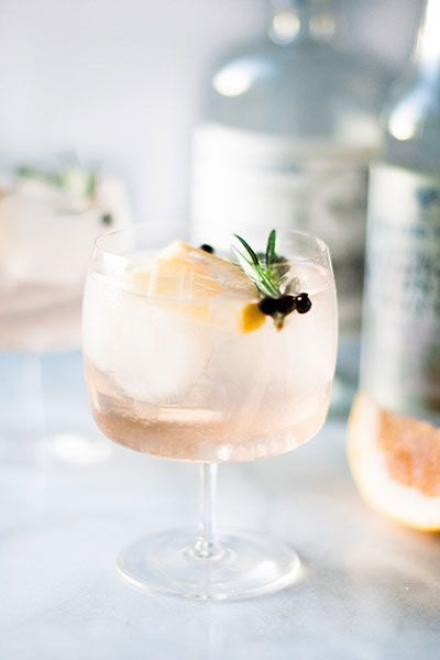 Elderflower Spanish Gin