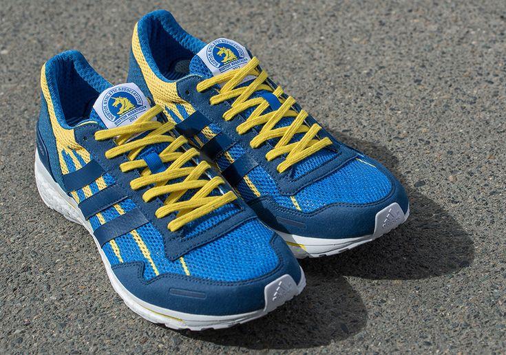 "adidas adios Boost 2017 ""Boston Marathon"""