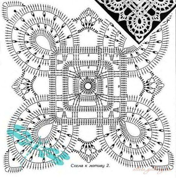"""""""Кружевное решето от Burberry"""" - давайте вязать замечательные модели крючком: юбки, платья, тренчи, кофточки. Тег для воплощений """"галерея 161891"""" (копировать с кавычками). Пожалу …"""