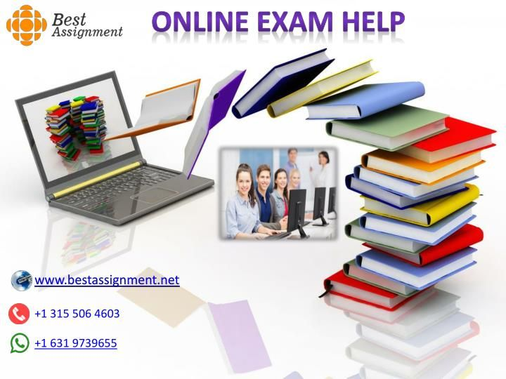Sometimes students may feel difficulty in understanding the online help the professional is best counselor and aid student's b y guiding them on each topic. They also offer help with various quizzes, online homework and assignment so that students can easily complete the work and be confident in online exams.