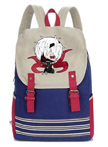 YOYOSHome Anime Tokyo Ghoul Cosplay Kaneki Ken Cartoon Rucksack Backpack School Bag YOYOSHome http://www.amazon.com/dp/B00ZTVJUR4/ref=cm_sw_r_pi_dp_4zf8vb1B9YV1D