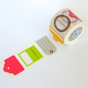 Love these! So cute!  http://omiyage.bigcartel.com/product/colourful-tags-mt-washi-tape