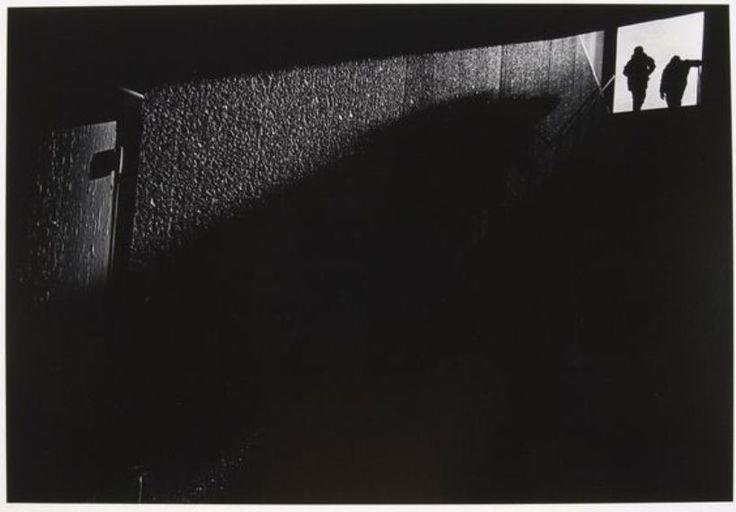 Ray K. Metzker (1931 - 2014) -  Silhouette...