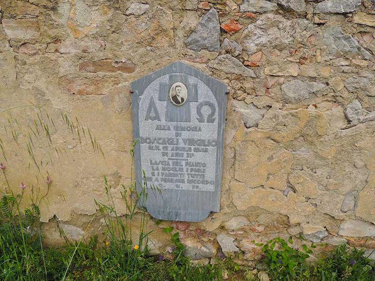 Gravesite #santannaincamprena