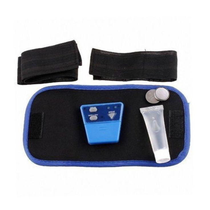 2017 Perawatan Kesehatan Slimming Body Massage belt AB Gymnic Elektronik Otot Lengan kaki Pinggang Perut Massager Latihan Belt