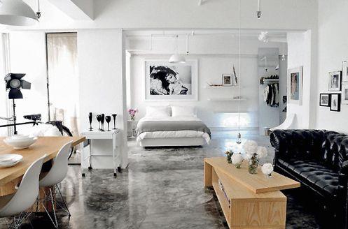 Love the decor