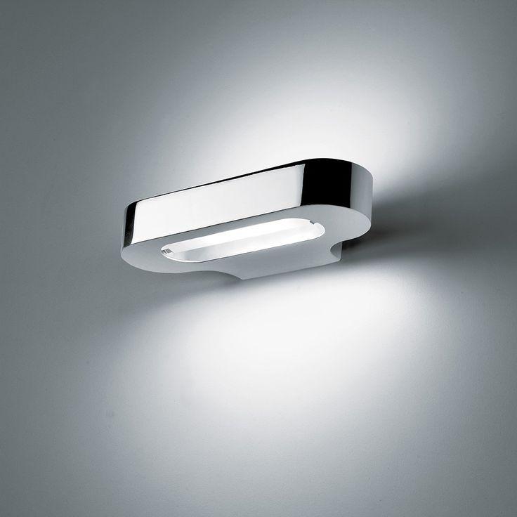 Buy Artemide Talo Parete Wall Light - Polished Chrome | Amara