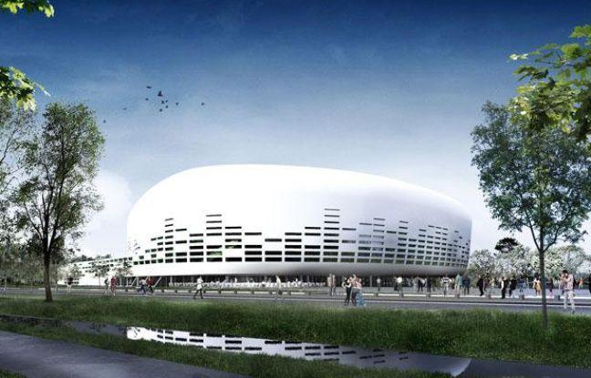 Le projet de salle de spectacles pour l'agglomération bordelaise, à Floirac
