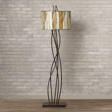 33 best lamps images on pinterest floor lamps floor standing calvin oak vine floor lamp aloadofball Choice Image
