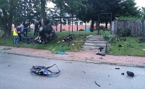 Tragiczny wypadek w Domanicach | Zdjęcie dotyczy Tragiczny wypadek w Domanicach Kolonii zostało dodane przez Redakcja InfoSiedlce.pl - w dniu 2016-07-12 id nr: 230279 | Tragiczny wypadek w Do