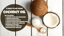Coconut oil speeds up metabolism, boosts the immune system, and has many other benefits. Here are 10 ways to add coconut oil into your diet and daily life.