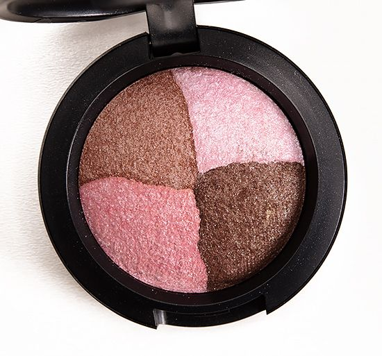 MAC Pink Sensibilities Mineralize Eyeshadow Review, Photos, Swatches