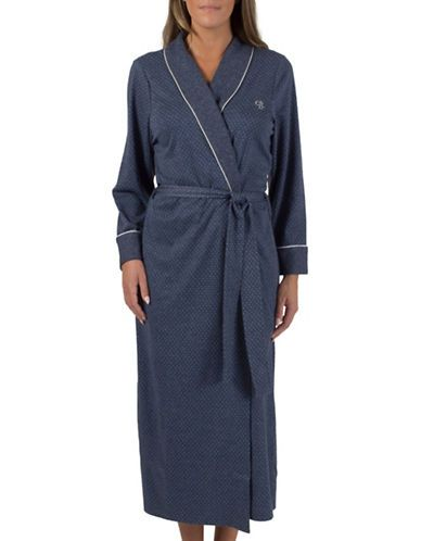 CLAUDELPlus Belted Robe