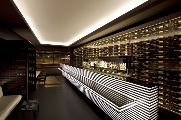 Built by Hou de Sousa in Quito, Ecuador Our primary objective was to design a restaurant with an elegant yet comfortable atmosphere that feels both contempor...