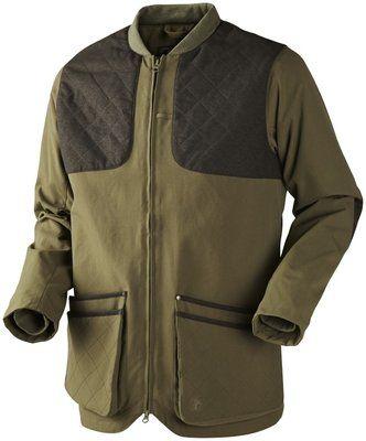 Seeland Winster jas - kleur Duffel green