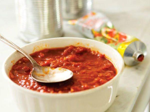 Tomatsås till pizza, grundrecept | Recept från Köket.se