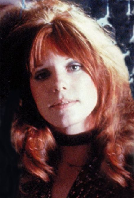 Pamela Courson, The beautiful lover of Jim Morrison