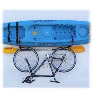 Kayak Storage Wall Hanger Hanging Kayaking Rack
