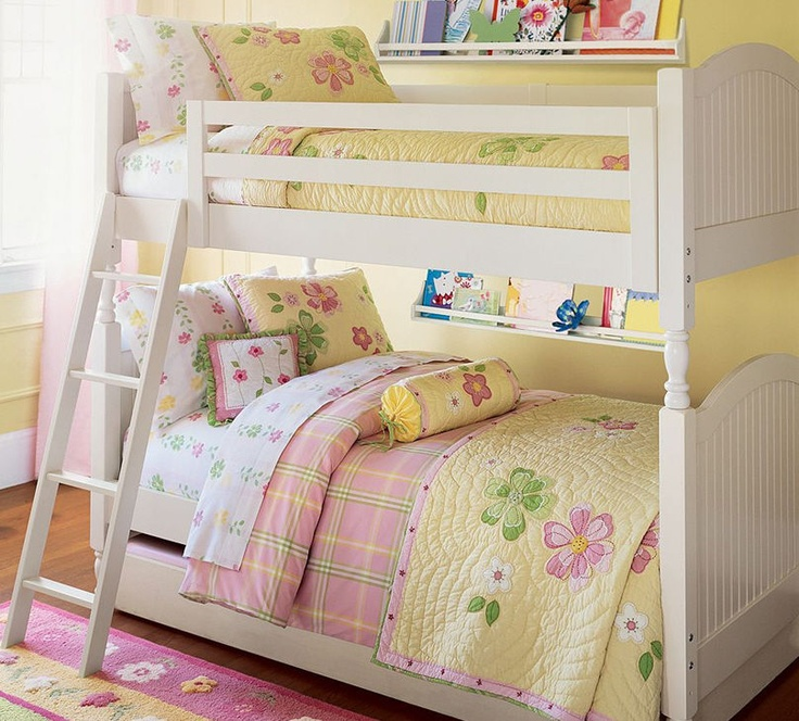 Bunk bed / contemporary / solid wood / child's unisex