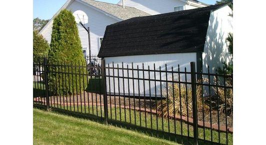 17 Best Ideas About Aluminum Fence On Pinterest