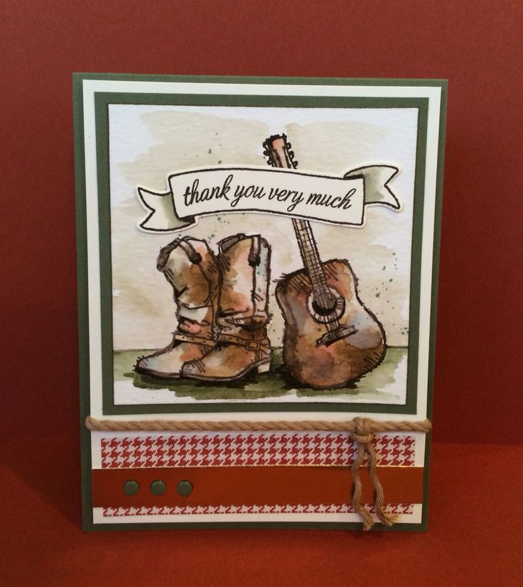 822 best cards masculine images on pinterest animal cards stampin up country livin parkerquilter cards and paper crafts at splitcoaststampers bookmarktalkfo Choice Image