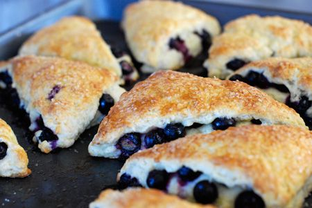 Best Blueberry Scone Recipe! | Sweets and Treats | Pinterest