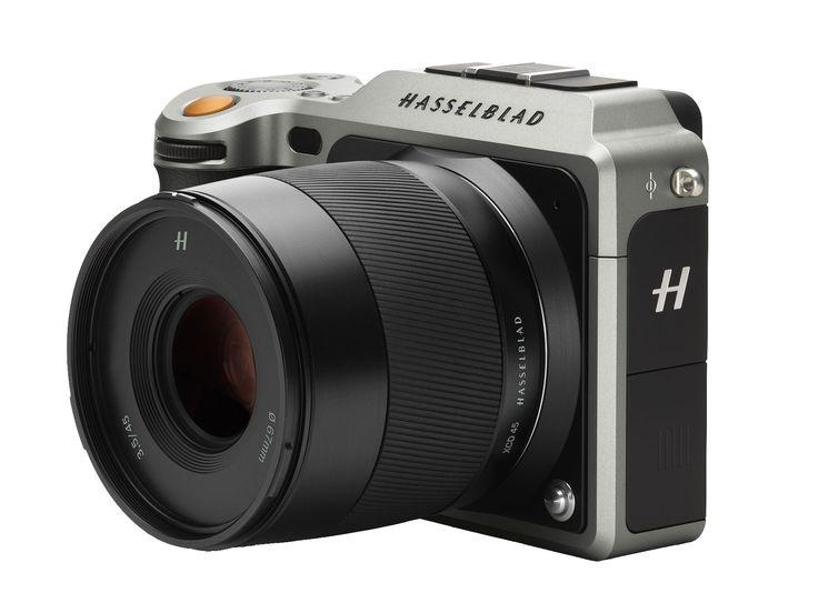 Hasselblad faz história com primeira mirrorless médio formato, a X1D