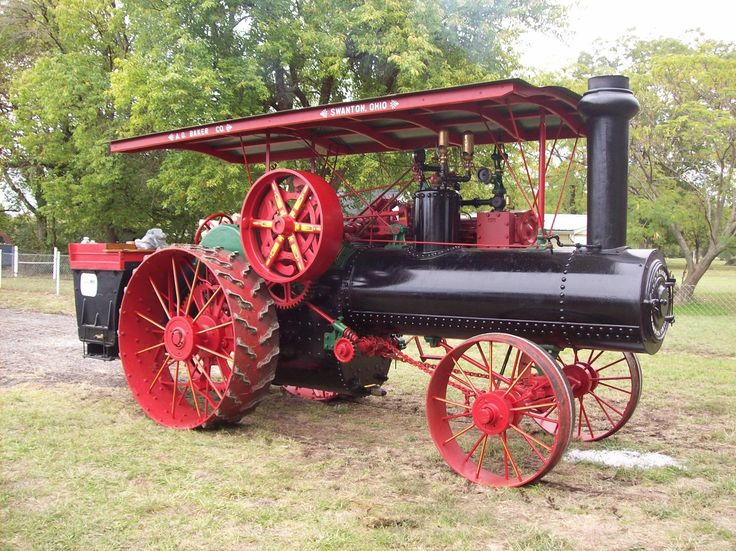 antique tractors | Railway Locomotives, Old Tractors, Old Cars & Trucks, Ships & Planes ...